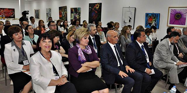 Türkiye ve KKTC'deki Sağlık Bilimleri Fakültesi Dekanları Toplantısı başladı