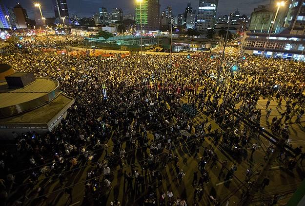 """Brezilya'da """"Ulusal Kamu Güvenlik Gücü"""" devrede"""