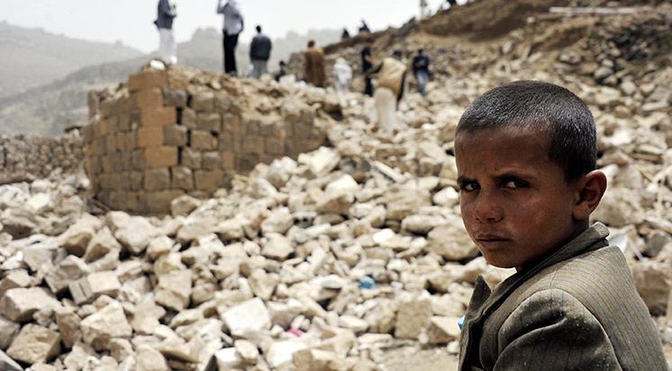 Yemen'de çıkan çatışmalarda 259 çocuk öldü