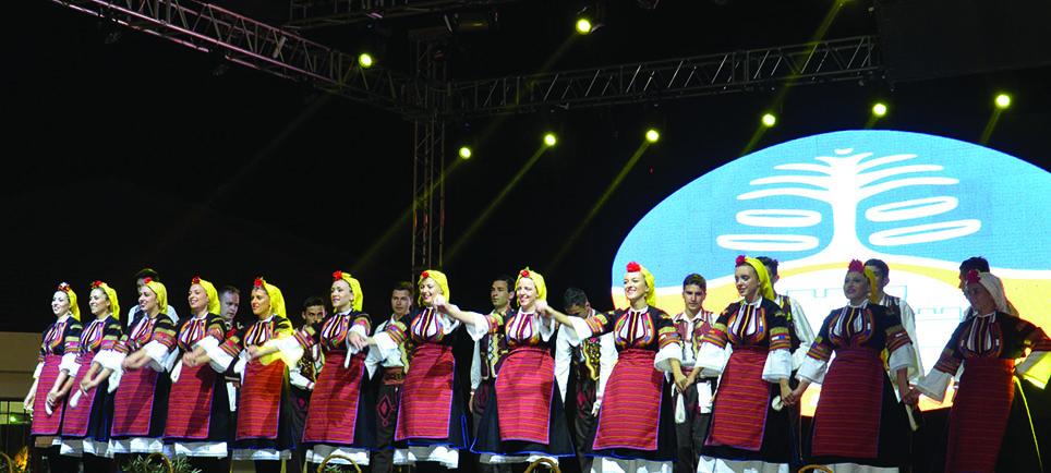 47. Geleneksel İskele Festivali başladı