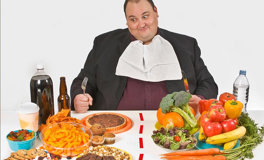 Obez 'erkekler daha büyük erken ölüm riskiyle karşı karşıya'