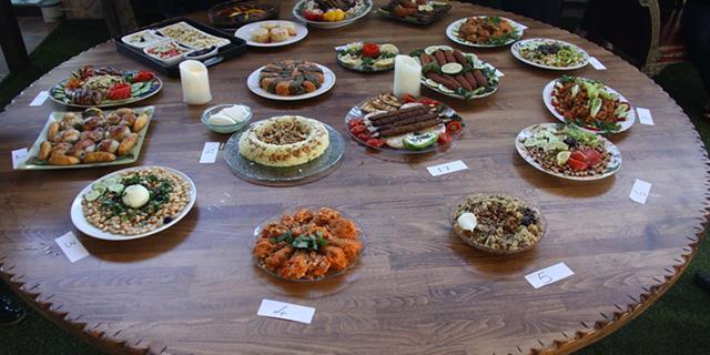 İskele Festivalinde Kıbrıs mutfağından lezzetler yemek yarışması yapıldı