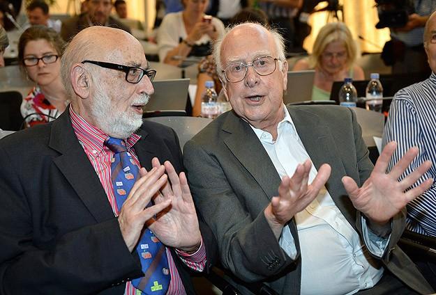 ''Higgs Bozonu'' Nobel getirdi