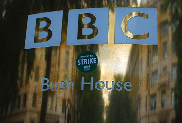 Filistin Dayanışma Örgütü'nden BBC'yi şikayet çağrısı