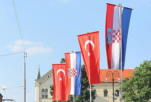 Büyüyen Türkiye, üyeliği kapan Hırvatistan oldu