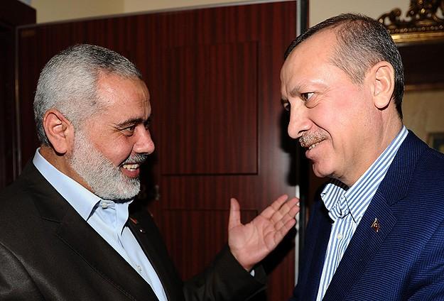Gazze Erdoğan'ı bekliyor
