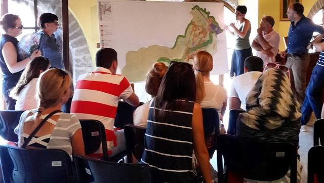 GAÜ, Uluslararası Mimarlık Yaz Okulu'nda