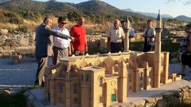 Minia Kıbrıs Müzesi, törenle hizmete açıldı