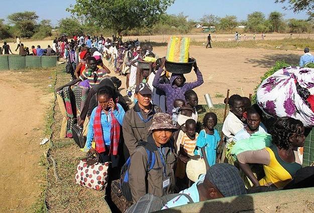 Güney Sudan'da tansiyon yükseliyor