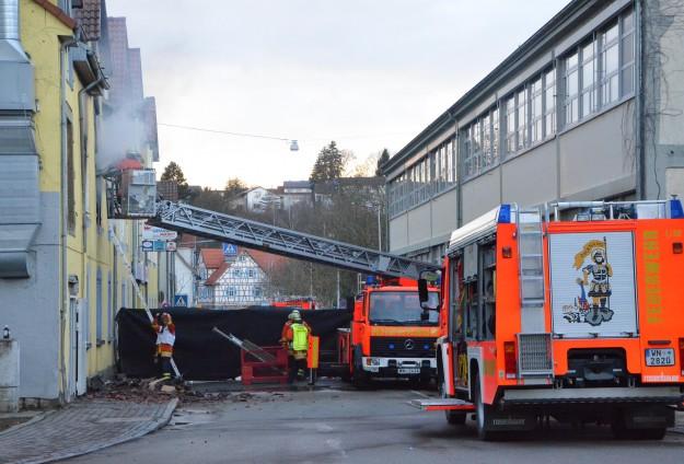 Almanya'da çıkan yangında bir Türk öldü