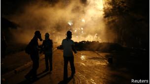 BBC editörü Paul Mason: Eylemler kültür çatışması