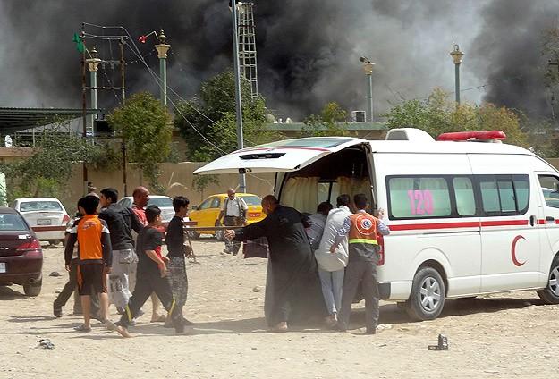 Irak'ta terör bir ayda 761 can aldı