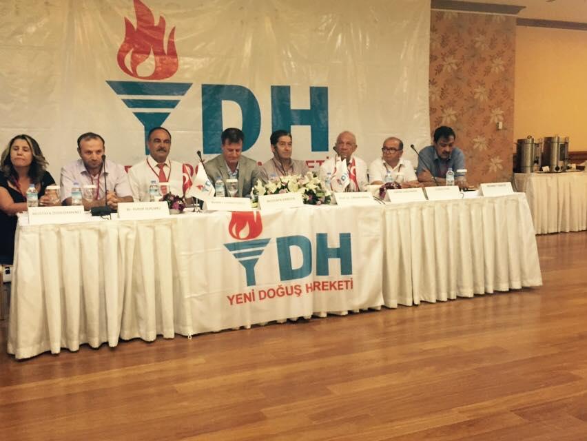 YDH istişare toplantısında önemli kararlar alındı