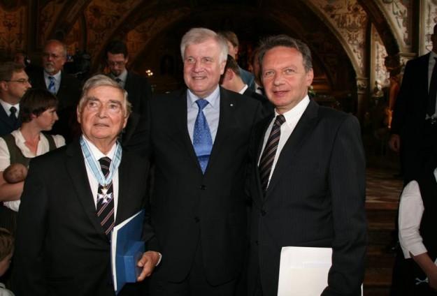 Bavyera Hizmet Madalyası ilk kez bir Türk'e verildi