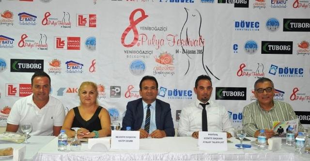 Yeniboğaziçi 8'inci Pulya Festivali Cuma günü başlıyor