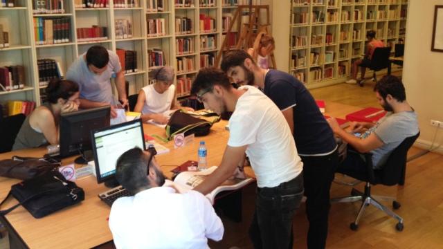 GAÜ öğrencileri İstanbul'da yaz okuluna katıldı