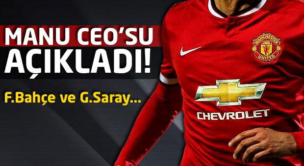 Manchester United CEO'su açıkladı!