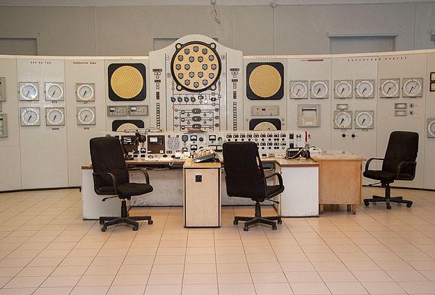 Dünyanın ilk nükleer santrali güvenli enerjinin sembolü