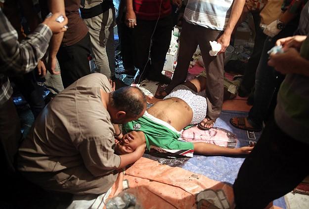 El-Ezher Şeyhi et-Tayyib saldırıyı kınadı