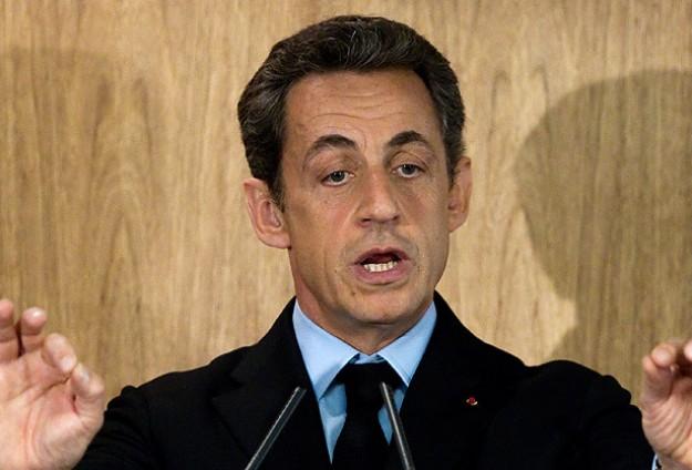Fransa'da gündem yine Sarkozy