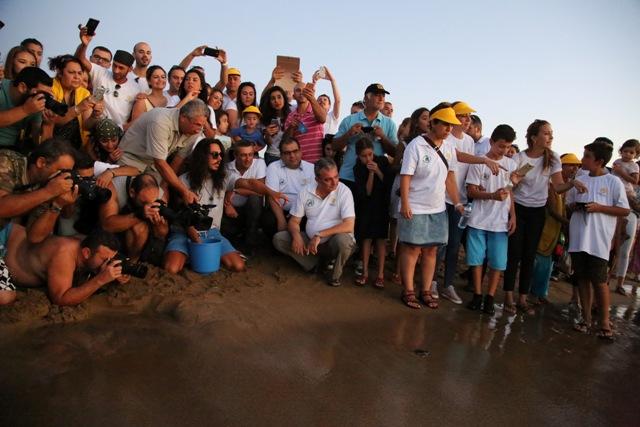 'Kaplumbağalar Korumamız Altında'projesinde muhteşem final