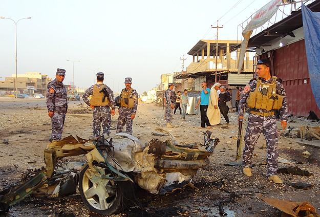 Irak'ta bombalı saldırılar: 29 ölü
