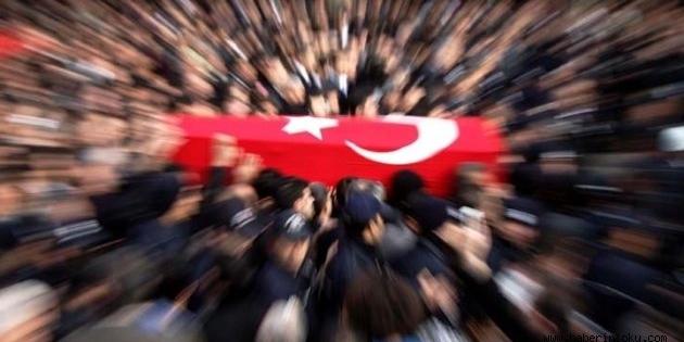 Bir şehit haberi de Tunceli'den