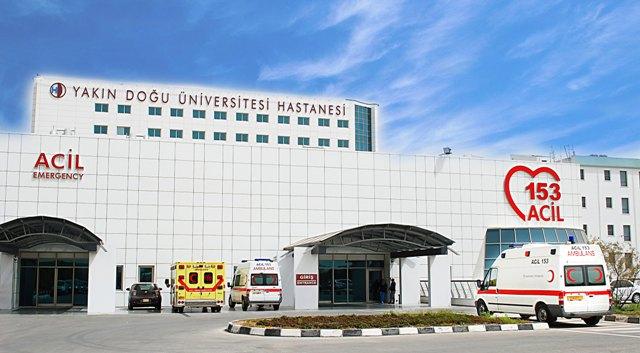 YDÜ Hastanesi Acil Servisi'nde 7/24 Uzman Doktorlar da görev'de…