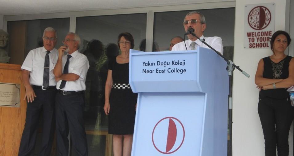 Yakın Doğu Koleji 2015-2016 Eğitim Öğretim Yılına Başladı