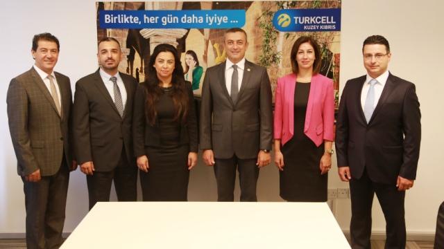 Kuzey Kıbrıs Turkcell geleceğe yatırım yapıyor