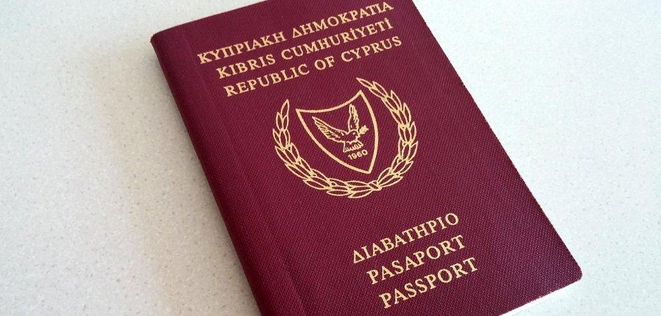 Kıbrıs Cumhuriyeti pasaportuna yasak!