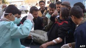 BM: Suriye'de 'güçlü kimyasal delilleri' var