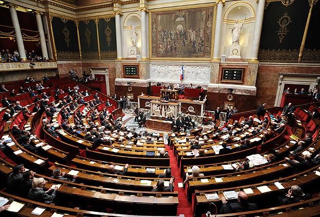 Fransa meclisi embriyo yasa tasarısını kabul etti