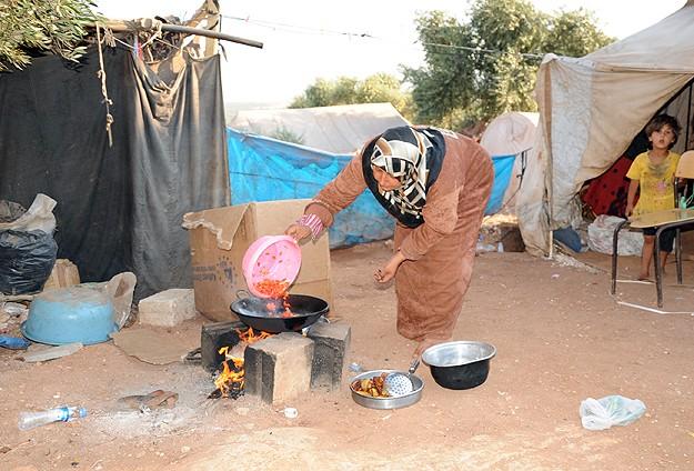 İç savaşın gölgesinde ramazan