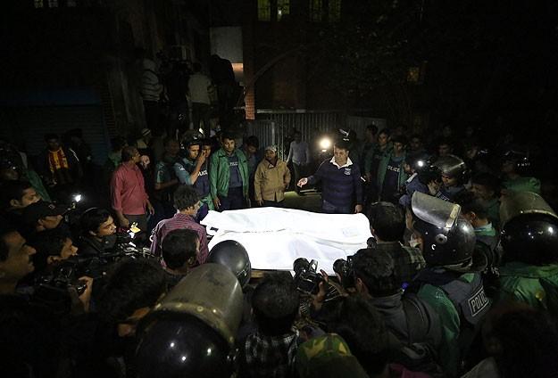 Bangladeş'te silahlı saldırı