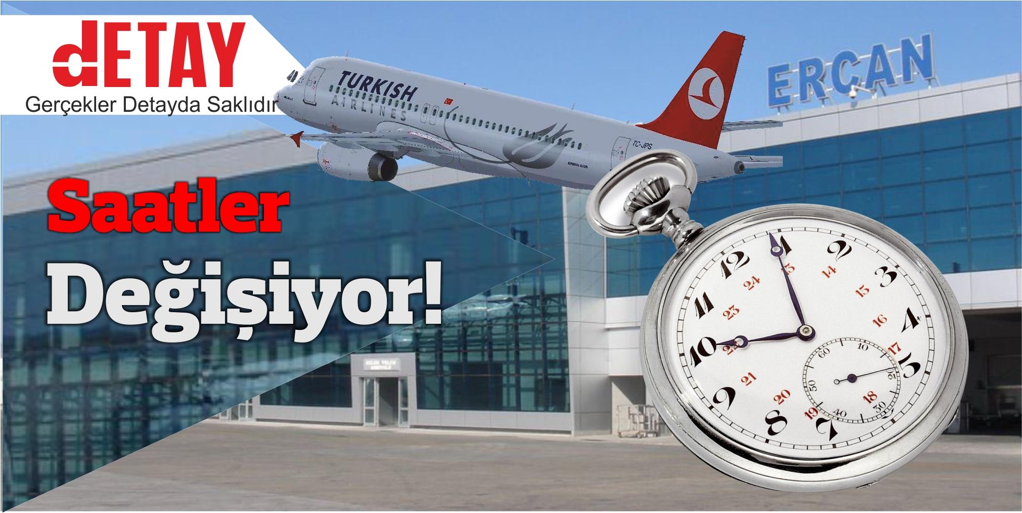 Dikkat! Saatler KKTC'de değişiyor. Türkiye ile 1 saat fark olacak!