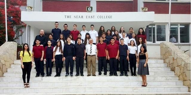 Yakın Doğu Kolejinin Almanca Sınavlarındaki Büyük Başarısı