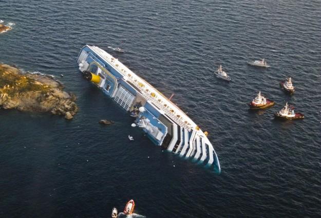 Gemi kazasında 5 kişiye hapis cezası