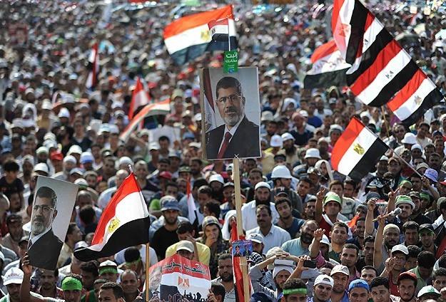 """İnsan hakları örgütlerinden """"Mursi"""" çağrısı"""