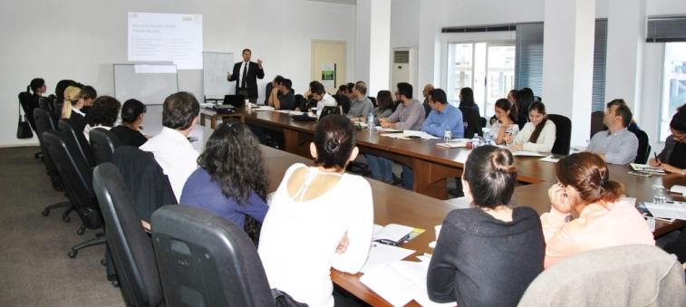 KTSO'da üyelere Temel Muhasebe ve Finans Eğitimi verildi