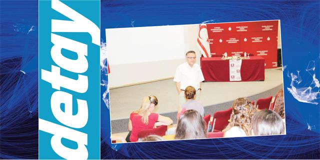 UKÜ'de 'Üniversite Yaşamına Uyum' semineri