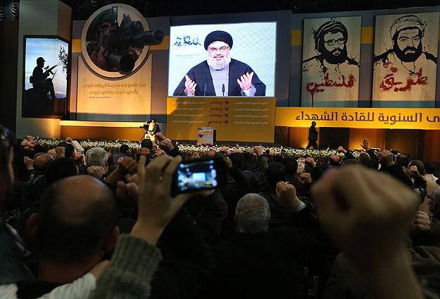 """Hizbullah """"terör örgütü"""" listesinde"""
