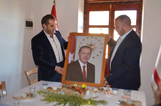 Büyükkonuk Belediyesi, kardeş Belediye Kaymaklı (Kapadokya) belediyesini ağırladı