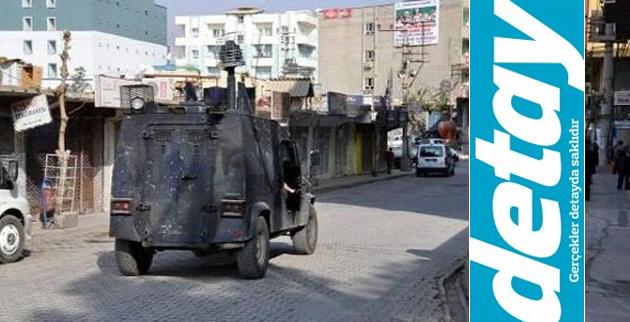 Nusaybin'de sokağa çıkma yasağı hala devam ediyor
