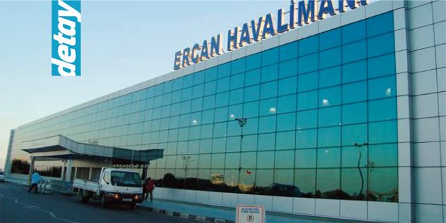 Ercan Havalimanı Larnaka ve Baf Havaalanlarına Rakip