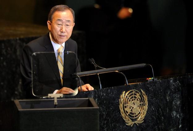 Ban Ki-mun'dan Mısır açıklaması
