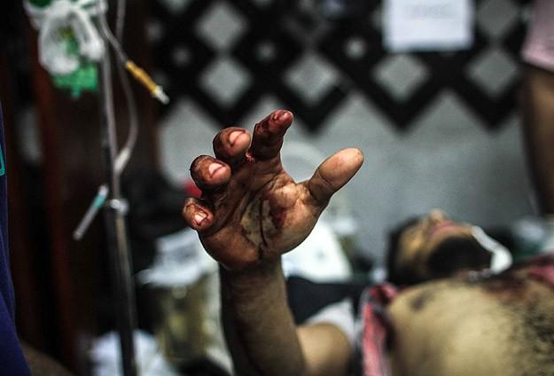Dünya katliamı kınadı