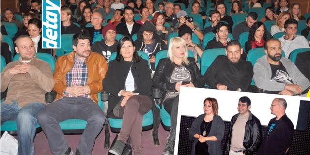 """""""Olağan Denemeler""""in, Kuzey Kıbrıs prömiyerine yoğun ilgi"""