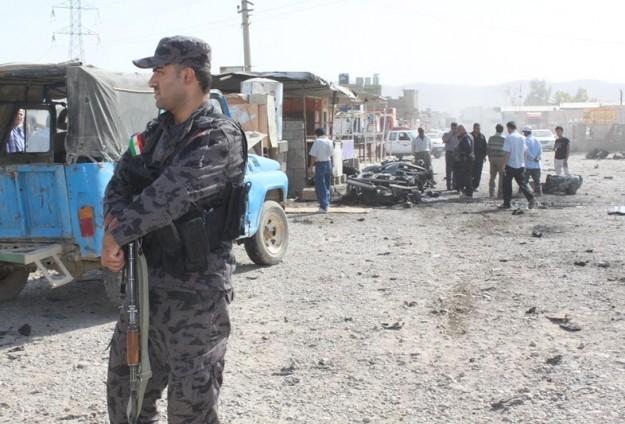 Irak'ta polis konvoyuna saldırı