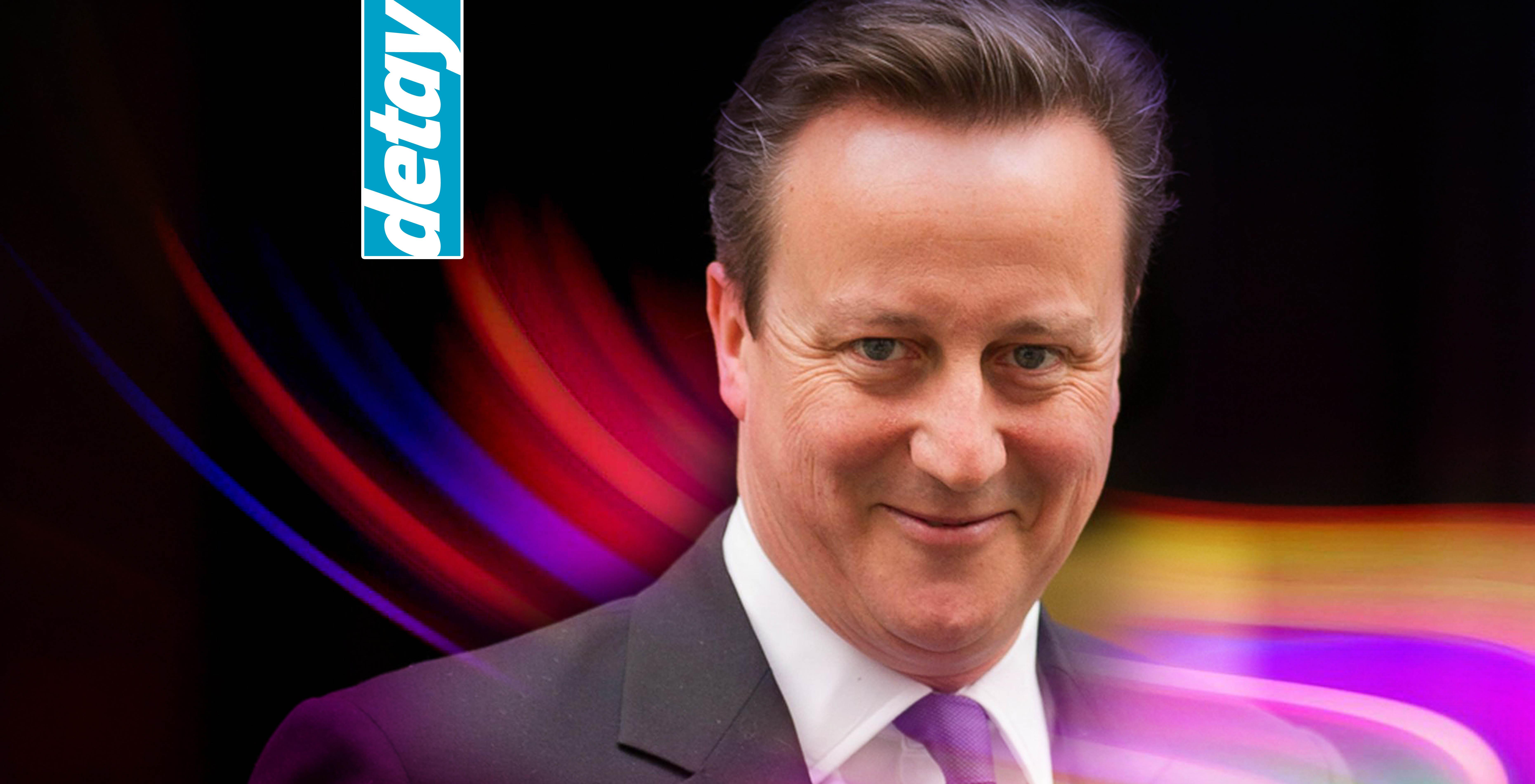Cameron  Bulgaristan'a giden ilk İngiltere başkanı oldu